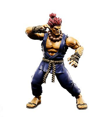 *NEW* Street Fighter V: Akuma S.H.Figuarts Action Figure by Bandai