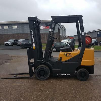 Daewoo G20SC-2 for a NEW START BUSINESS 2000kg Gas Forklift AH1226NS