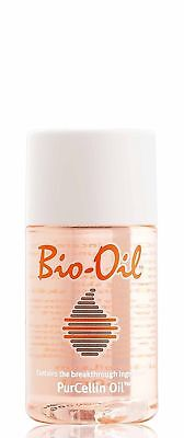 Bio Oil with PurCellin Oil Skincare for Scars Stretch Marks Aging Skin