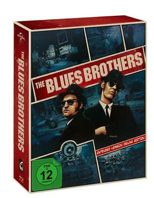 Blues Brothers – Extended Edition Blu-ray (NEU&OVP)