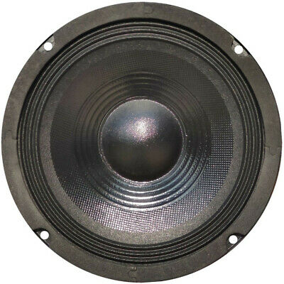 Bass Face 16,50 Cm 165 Mm Spl6C.3 Woofer Tweeter Crossover Predisposizione 2 Vie