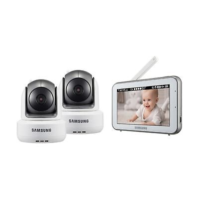 SEW-3043WND - Samsung Wisenet BrightVIEW Baby Video Monitoring System with 1 ...