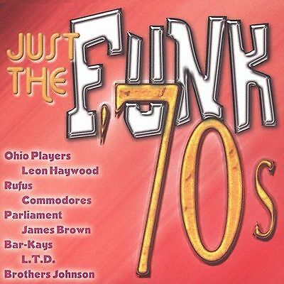 Various Artists : Just the Funk 70s CD
