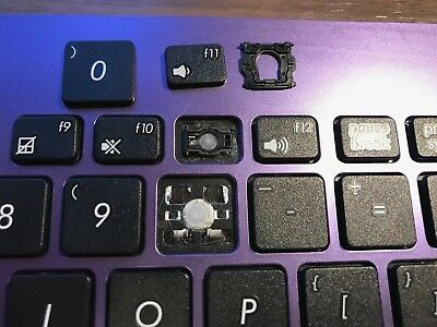 Asus X553 X553M X553S F553M *Single UK Keyboard Key* 13N0-RLA0C21 13N0-RLA0J21