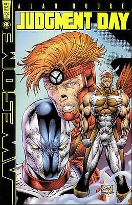 Judgment Day (1997) #2-B (Omega)  Rob Liefeld Cover  (Awesome Comics)  7.5 VF-