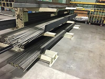 "3/16"" x 1/2"" x 20' Hot Roll Flat Bar ( Lot of 1000 pcs ) Material Stored Inside."