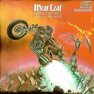 Meat Loaf : Bat Out of Hell CD