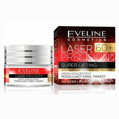 Eveline Laser Precision 60+ Day&Night Cream 50ml
