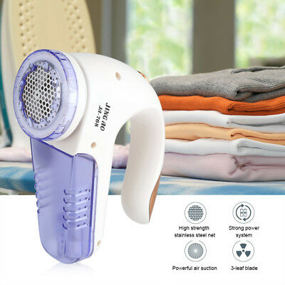 Electric Fabric Clothes Sweater Lint Remover Fuzz Shaver Removing Machine EU/US