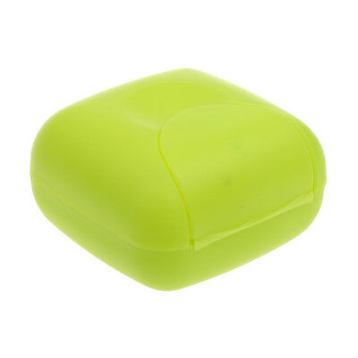 Baoblaze Soap Case Airtight Container Soap Tray Traveling Accessory Green