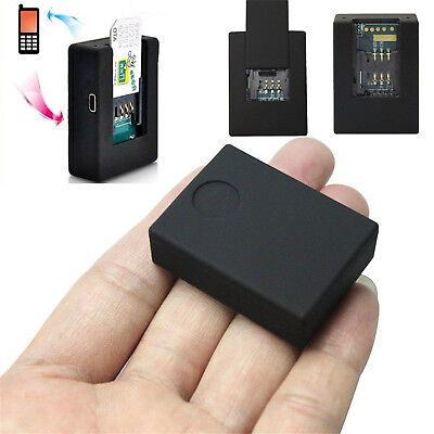Mini GSM 2way Audio Voice Monitor Surveillance Detect SIM Card Spy Ear Bug N9 DE
