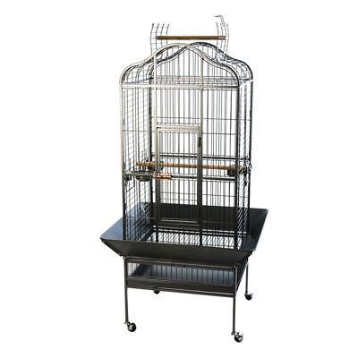 Luxury, Large And Elegant Parrot / Parakeet Cage In An Oriental Design!