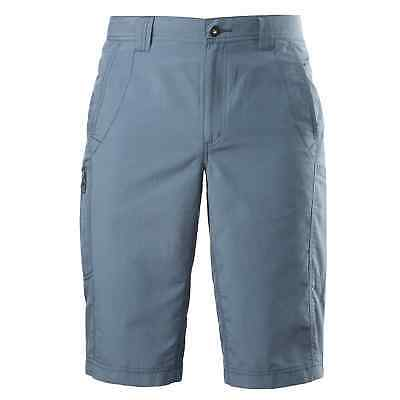 Kathmandu Mens Sendat Cotton Blend Longer Length Travel Shorts Pants v2