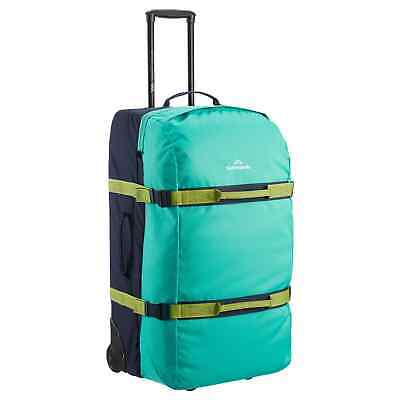 Kathmandu Split Level 100L Wheeled Luggage Suitcase Trolley Travel Bag v2