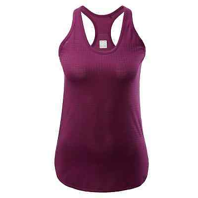 Kathmandu driMOTION Womens Active Tank Top Running Gym Singlet