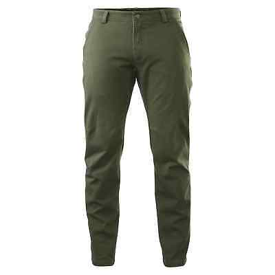 Kathmandu Federate Men's Cotton Blend Slim Fit Stetch Casual Travel Pants