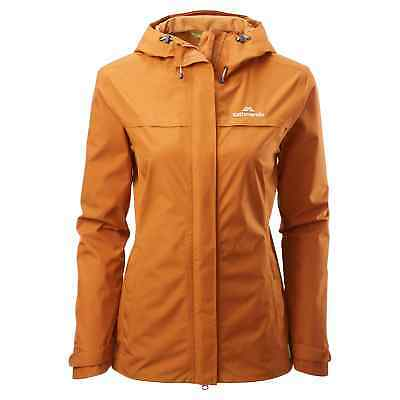 Kathmandu Bealey Womens GORE-TEX Windproof Waterproof Outdoor Rain Jacket