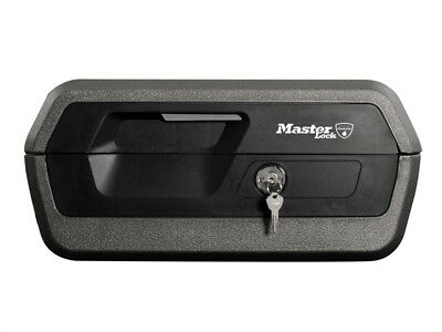 Master Lock MLKLCFW30100 Large Key Locking Fire & Water Chest FREE POST