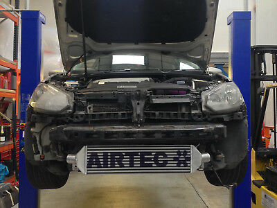 AIRTEC Uprated front mount intercooler FMIC Golf Mk5 Mk6 CR140 2.0TDi