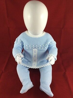 Baby Boys Spanish Style Knitted Set by Zip Zap New For SS'18