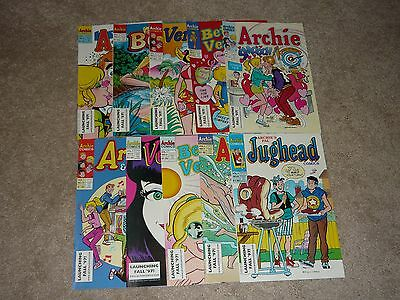 Archie's Ten Issue Collector's Set - 1-10 - Nm 9.2 - 1997  - Promotional