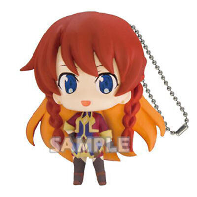 Re:Creators Selesia Character Capsule Mascot Swing Key Chain Anime Collection