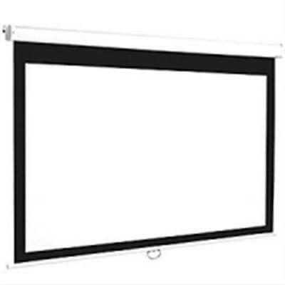 Euroscreen Manual Connect Projection Screen (180 x 180 cm)