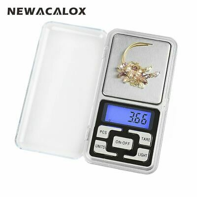 Mini Pocket Precision Digital Electronic Scale for Gold Sterling Silver Jeweller