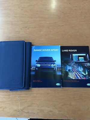 2009 Range Rover Sport owners manual (French)