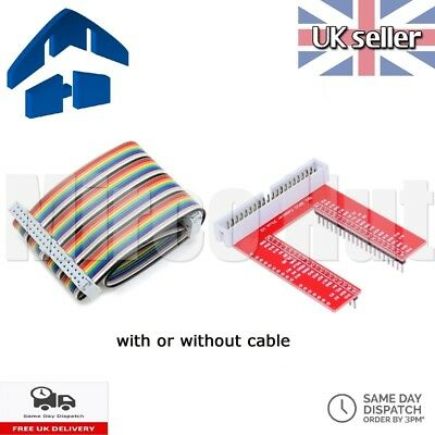 U-Cobbler Type GPIO Full 40-pin Extension Expansion Board / Cable - Raspberry Pi