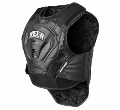 Speed And Strength Ss Mens Lunatic Fringe Protective Vest Led Lighting All Sizes