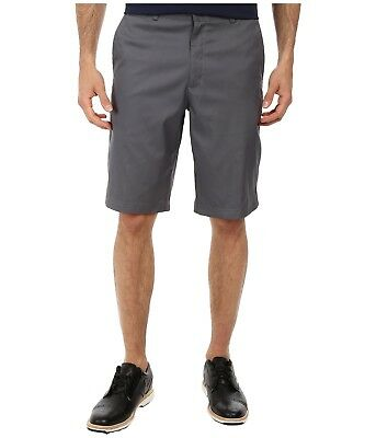 Men's Nike Golf Dri-Fit Flat Front Shorts NEW Grey (639798-021) , MSRP $68