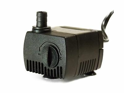 Canary Products POS3045 Pump Aquarium and Fountain Pump with 2' Tubing and 10...