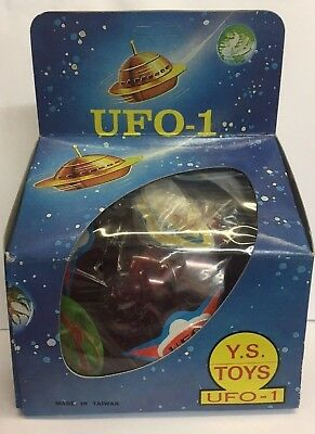 UFO-1 toy Mint in original box. Nice. BRAND NEW IN BOX! BEST PRICE!