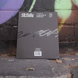 Manual 66: 20 Year Collector's Edition, Skate / Snow / Music / Art (NEW)