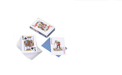 Professional Plastic Coated Playing Cards For Kids And Family