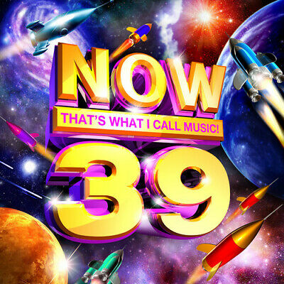 Chiddy Bang : Now 39: Thats What I Call Music CD