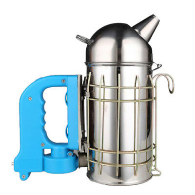 Bee Hive Smoker - Bee Keeper Smoker Beekeeping Equipment Large 11''