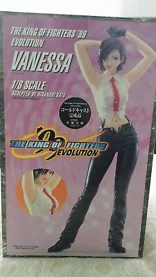 The King of Fighters 99 Evolution Vanessa 1/8 scale resin model kit by Epoch