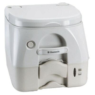 Dometic - SeaLand 972 Portable Toilet 2.6 Gallon - Tan