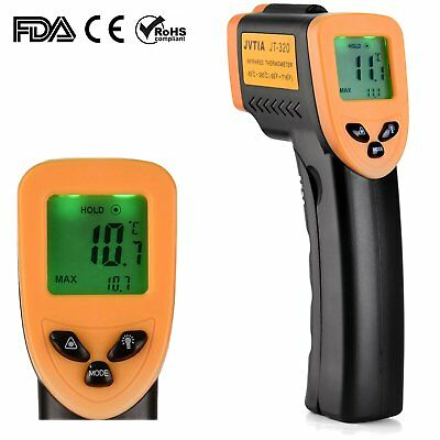 Non Contact Temperature Gun Digital Temp Meter Infrared IR Laser Thermometer NEW