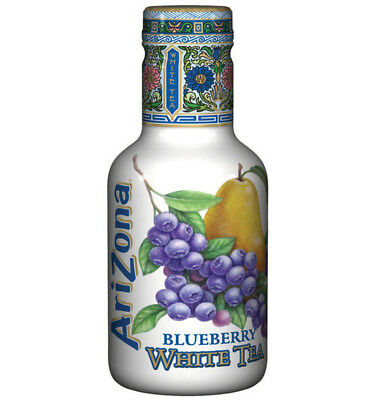Arizona White Blue Berry Tea 500ml x 6