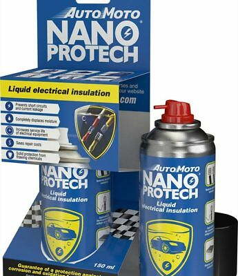 Nano Protech Genuine Auto Moto Liquid Electrical Insulation