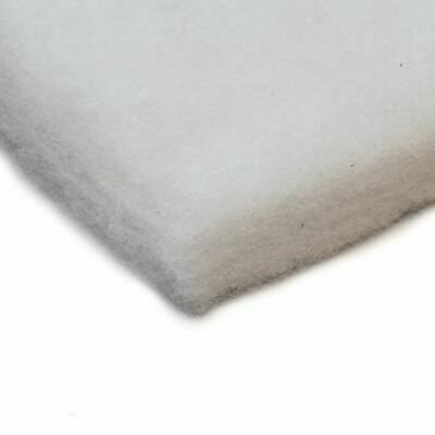 POND FILTER MEDIA FOAM FINE FLEECE WADDING 1m x 1m 70mm
