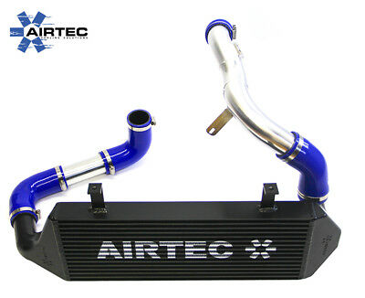 AIRTEC Uprated front mount intercooler FMIC Vauxhall Astra H Mk5 1.6 turbo