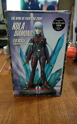The King of Fighters 2000 Kula Diamond 1/8 scale Epoch