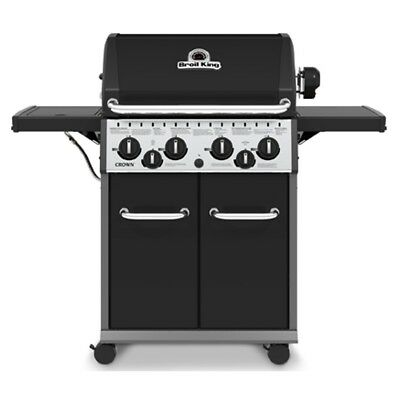 gasgrill 6011 grillstation 2 kammern 6 brenner heck und seitenbrenner hori bbq eur 887 78. Black Bedroom Furniture Sets. Home Design Ideas