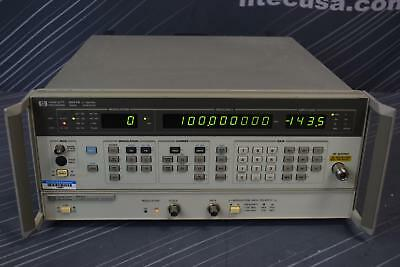 HP 8657B /001 /022 /H23 /H70 Synthesized Signal Generator, 100 kHz to 2060 MHz