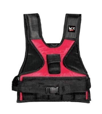 We R Sports® Ladies Weight Weighted Vest Adjustable 5kg/20kg Running Weight 15