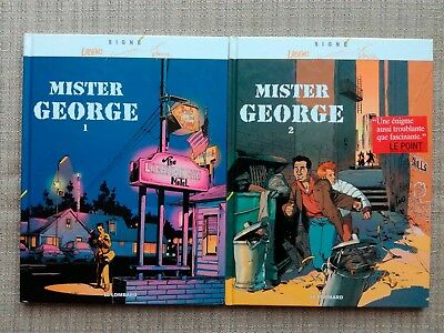 Mister George : 1 EO + 2 EO [Labiano, Rodolphe, Le Tendre / Lombard]